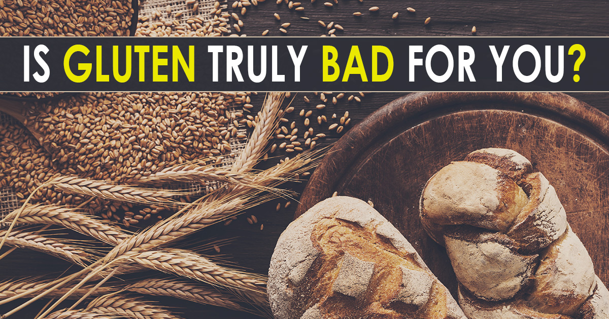 Is Gluten Truly Bad For You - Dr Yousif A-Rahim