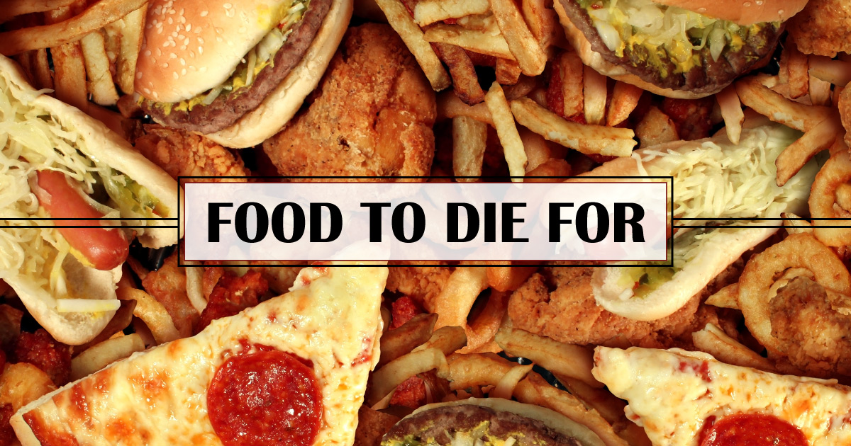 Food To Die For by Dr. Yousif A-Rahim